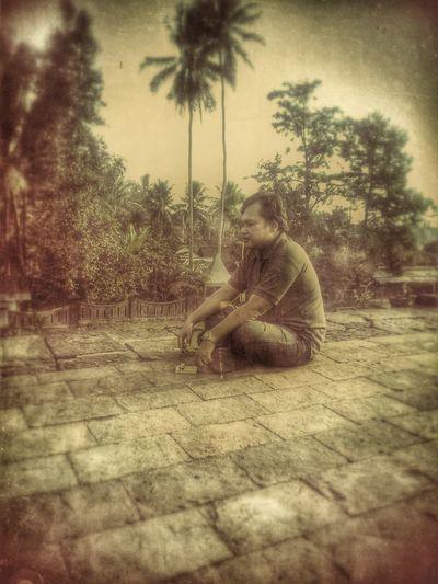 Travelling Enjoying Life Eastjava Candi Penataran Vintage Photo EyeEm Best Edits Taking Photos