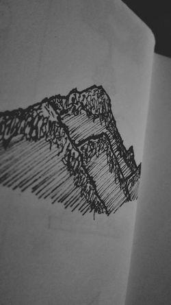 Dream mountains Muntanyes Muntanya Drawing ✏ Drawmountains Drawingtime Draw Something