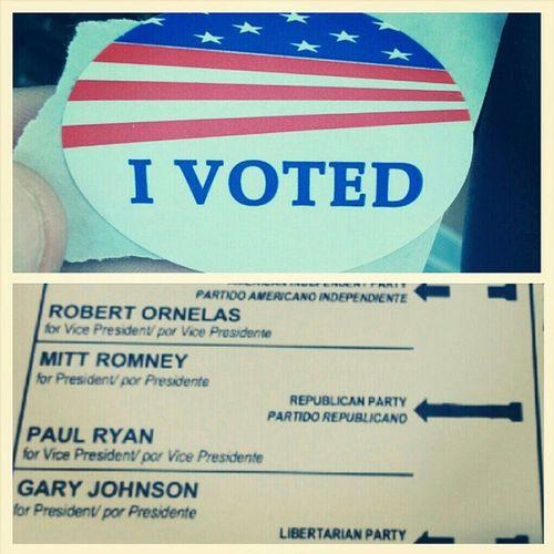RomneyRyan2012 Vote Republican Smart