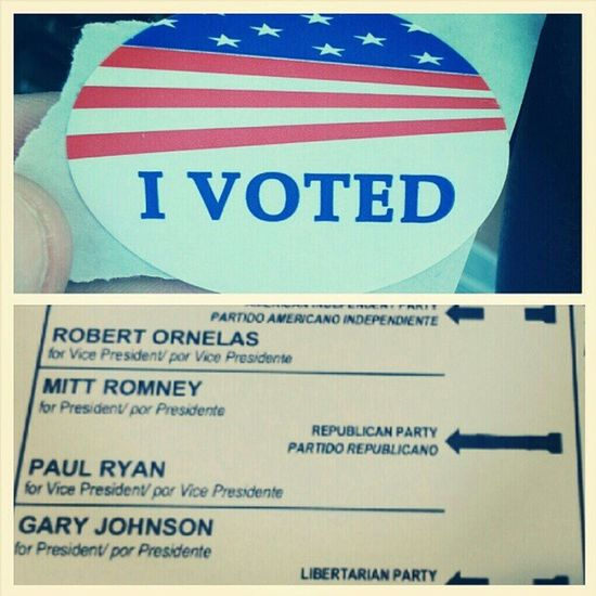 RomneyRyan2012 Vote Republican Smart
