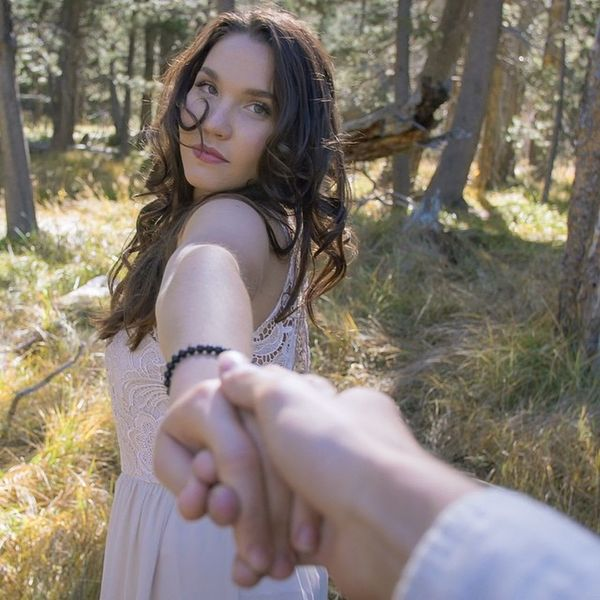 | Follow the Leader | GH4 18 -35mm Sigma Short ShortFilm Mythic Myth Mythology Dress Girl Actress Actor Water Forrest Woods Hot Daze Daylight Still Framegrab 24fps Tahoe Nevada California Panasonic  trees lady goldenhour golden