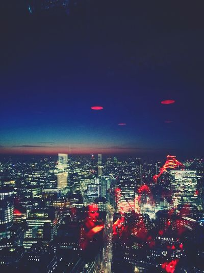 London at Night London Skyline London Sushi Samba United Kingdom Urban Geometry cityscapes Urban Architecture Skyline Sky Shadows People EyeEm Best Shots EyeEm LOST iN London Eye For Photography City Cityscape Airplane Illuminated Water Flying Multi Colored Urban Skyline Aerial View Air Vehicle