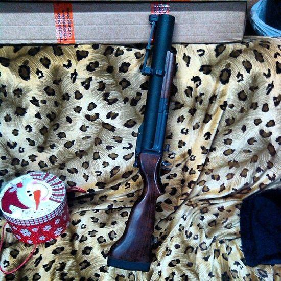 Grenade Launcher M79