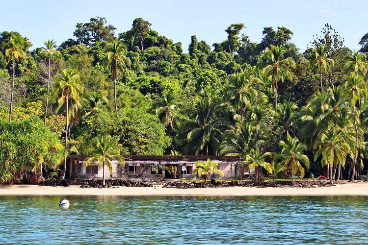 Panama island