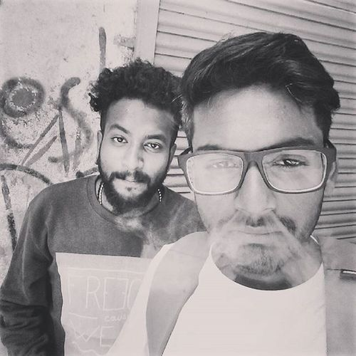 With Dopedaddy @racloveweed Madrasi