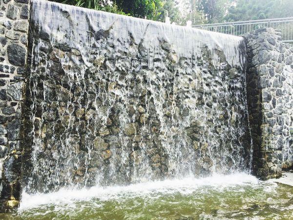 💛💜❤💙💚 Waterfall Peaceful Nature