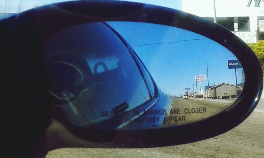 Reflection Car