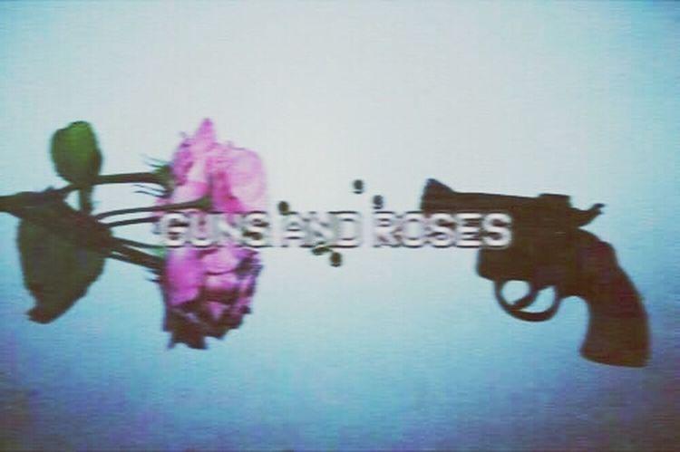 He loves guns n roses Lana Del Rey❤️ ULTRAVIOLENCE