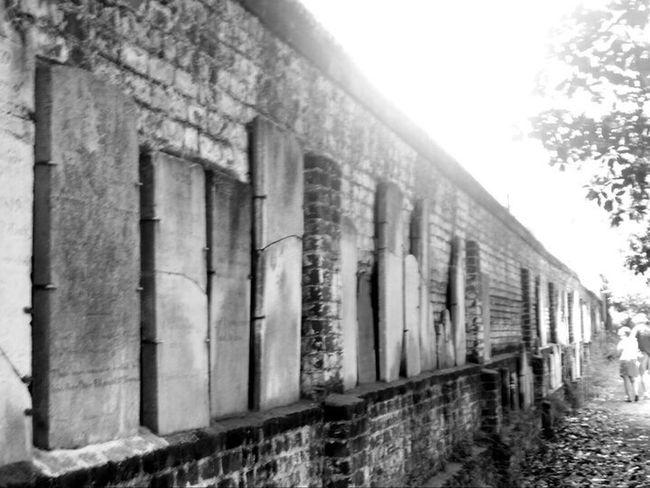 Cemetery_shots Old Cemetary Traveling Historic Savannah Georgia Black & White Blackandwhite