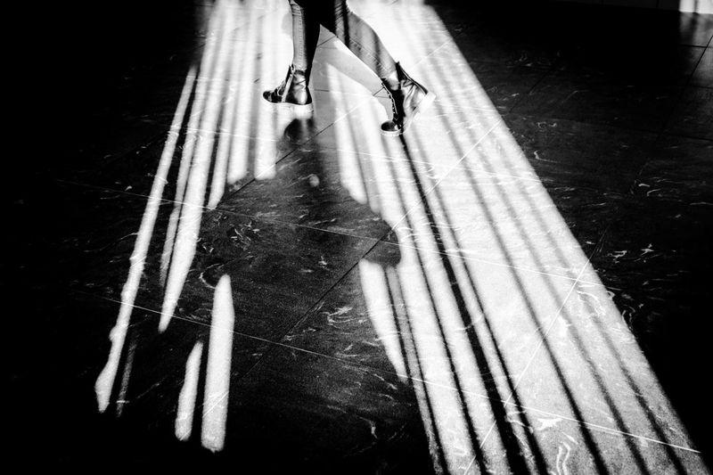 Walk away. Blackandwhite Black & White
