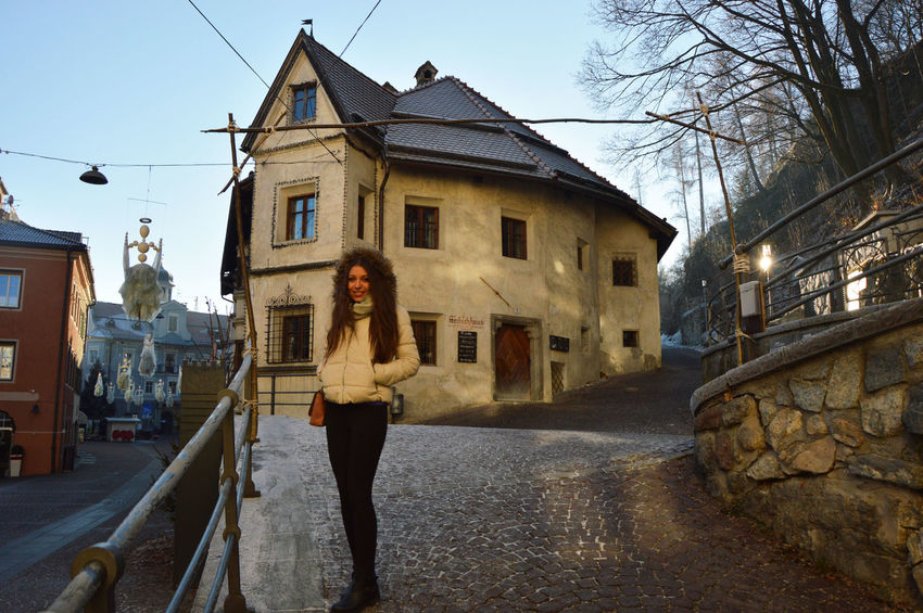 Alto Adige Architecture Brazilian Girl In Winter Brunico Brunico - Bruneck Brunico-Bruneck Built Structure City Cold Day Girl Coat Girl Snow Girlinsnow Italy❤️ Old City Outdoors Snowgirl Südtirol Val Pusteria Winter Winter Scene Winter Scenery Winter Scenes Winter Scenic Winter Wonderland