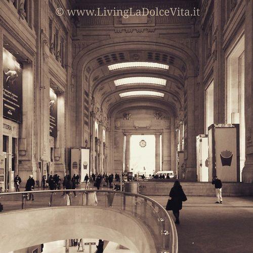 Milan Central Station LivingLaDolceVita