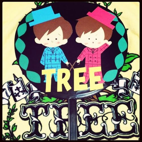 my tree fan. Jung Yunho Shim Changmin Tohoshinki Tree Tour Cassiopeia