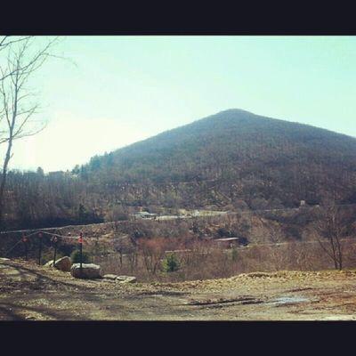 Lehigh River Valley Lehigh River Poconos Mauchchunk bearmountain Lehighcoalandnavigation coalcountry precipice mountainpeak sky landscape