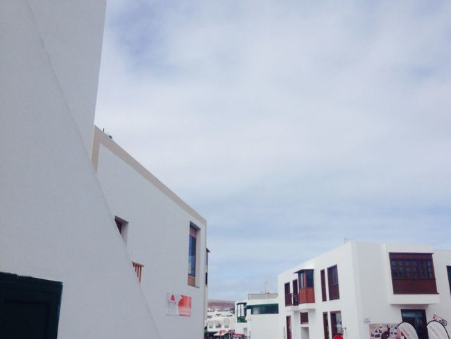 08.11.2015 | Building Studies Of Whiteness Streetphotography Lanzarote Backroads From My Point Of View IPhoneography The Adventure Handbook Geometric Shapes Architecture_collection