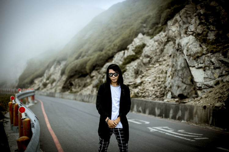3275m 3XSPUnity Afternoon Climb Nantou Nantou,Taiwan Road Taiwan Thinking Vacations Altitude Canon6d Cold Fog Lifestyles Mountain Myself Outdoors People Photography Photography Simple Photography Way Young Adult 南投 武嶺
