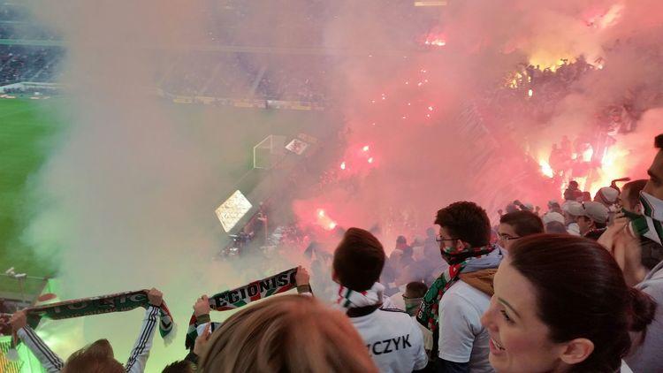 Football Fever Legiawarszawa Legia