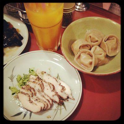 水餃子 Dinner