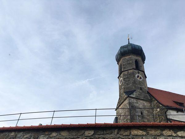 Church Bavarian Church Bavaria Christianity Religion
