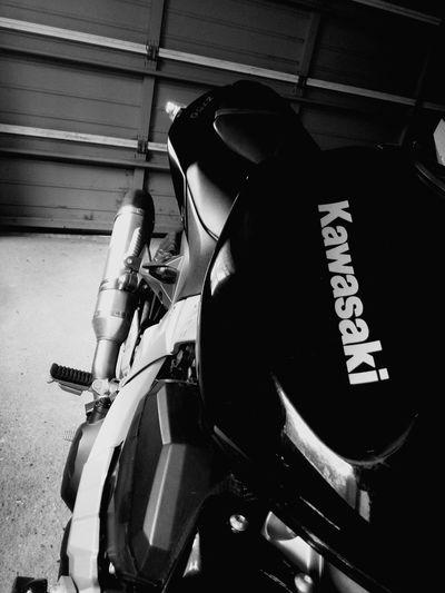 Tire Speeding Exhaust Petrol Leovince Z750  Kawasaki Motorcycle Kawasakistyle