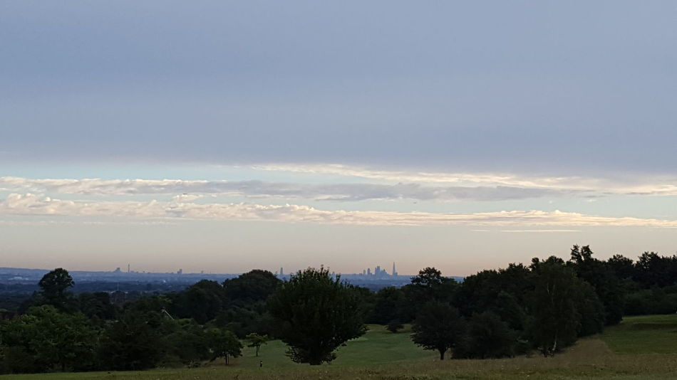 Summer Outside Outdoors Taking Photos Clouds Sky Dawn Morning London London Town From My Point Of View Good Morning Epsom Downs Epsom Downs Racecourse