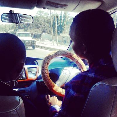 On the road with @89swaggnificient @uswe_buoy_racka @prizzie100 Day well spent with my blood cousinz ryt der TEAMbigstunna TeamBigF ööLish