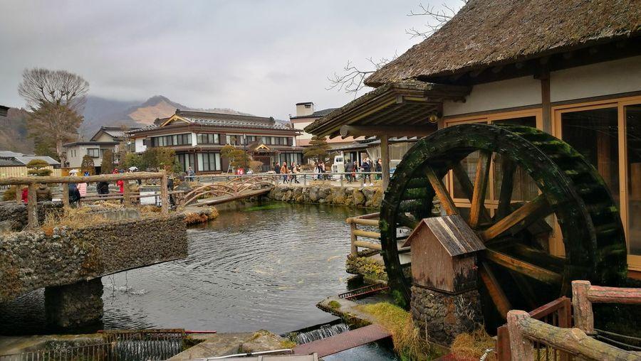 Water Watermill