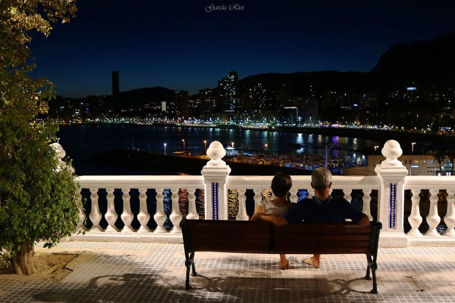 Relax. Night Sea Manu Canon_photos Summertime Tranquil Scene Travel Destinations EOS Benidorm Manugarcía Canonphotography Canon_official Manu García Alicante SPAIN Noche 750D España Playa Lifestyles Summer Benidorm Spain Europa Nature Ocean