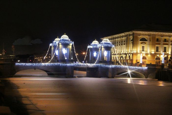 Amazingphotohunter Architecture Hello World From Russia With Love Winter_collection Happynewyears Architectural Detail River Life Bridge