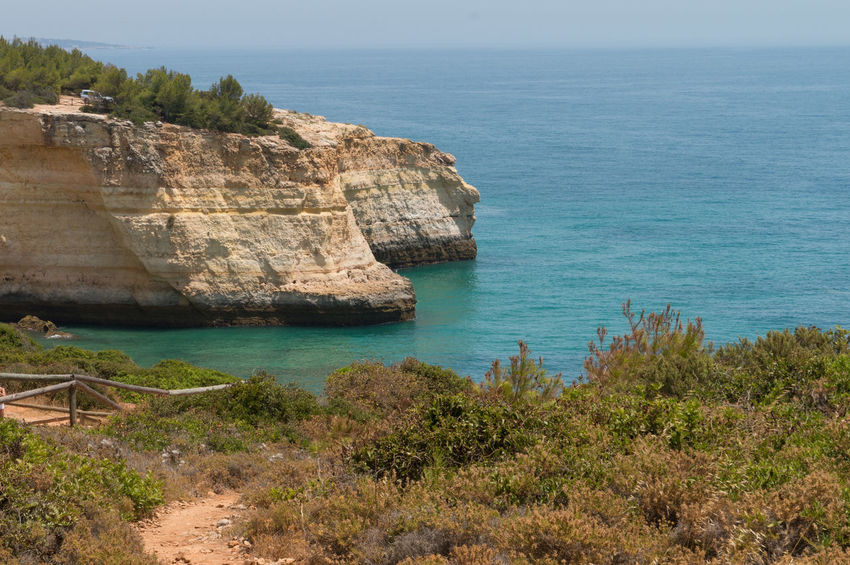 Algarve Travel 2017 Algarve Atlantic Holiday Portugal Rock Travel Beauty In Nature Cliff Coast Day Nature No People Ocean Outdoors Scenics Sea Water