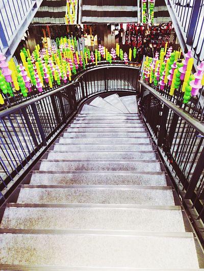 Nice Getting Inspired Wonderful EyeEm Best Shots Stairs Colorful Good Taking Photos in Harajuku TakeshitaDori