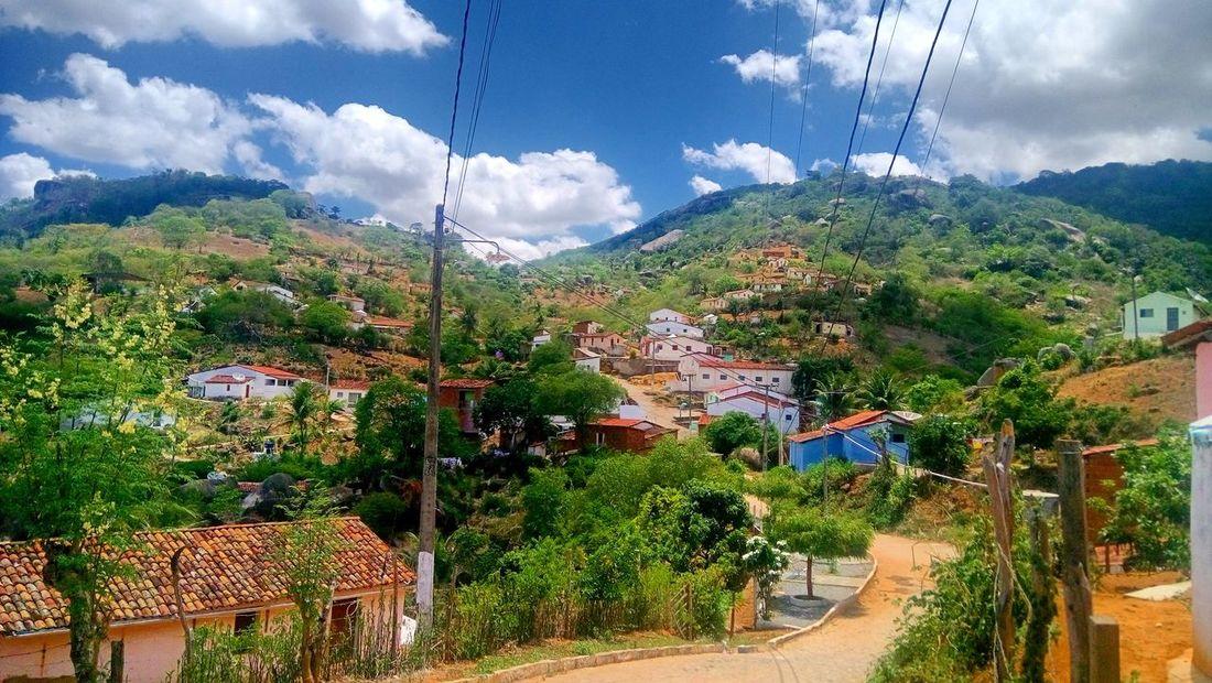 Sky Day No People Scenics Paraíba / Brasil Rural Scene Tranquility Landscape Comunidade de Zumbi. Miles Away EyeEmNewHere