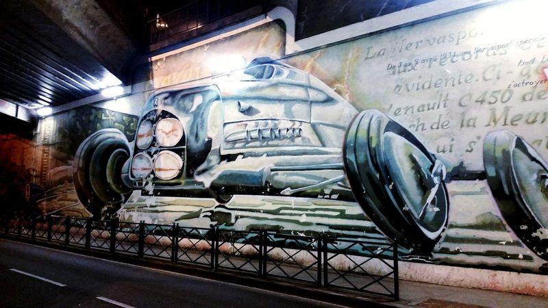 Crazy Street Art Car Picoftheday Randomshot Streetphotography