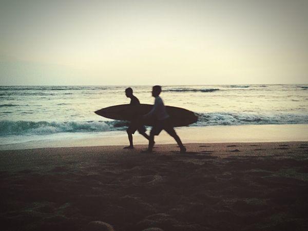 The Essence Of Summer Surf Surfers Paradise El Salvador El Salvador Impresionante