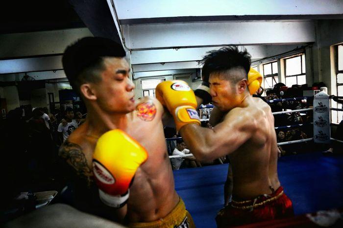 勇者無懼 Billy Gym's, Inter- Gym's Thai Boxing HKMTA MAUY THAI Light And Shadow Things I Like Hong Kong