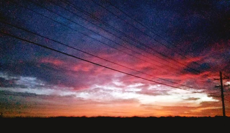 Sunset Nature Sky Tranquil Scene Beauty In Nature Multi Colored Louisiana Eye Of Ky Louisianaphotography Youngsville Louisiana Beauty In Nature My Photography Outdoors No People Nature