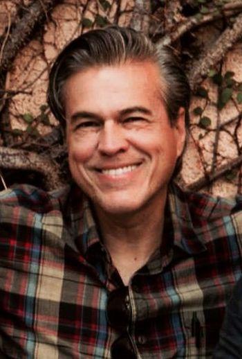 Self Portrait Michael J Armijo today February 1st 2015  Happy