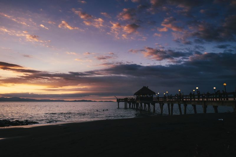 Landscape Sunset Sky Clouds And Sky Vscocam VSCO Beach EyeEm Nature Lover EyeEm Best Shots The Week On EyeEm