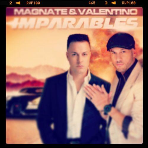 Cover Coversreggaeton Magnateyvalentino Imparable Album Mixtape Portada Music Reggaeton  3WORLD Arcflownet 2013 Sabadoestrenos Instagram Followin
