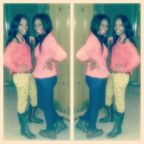 me and my boo bae :) lol