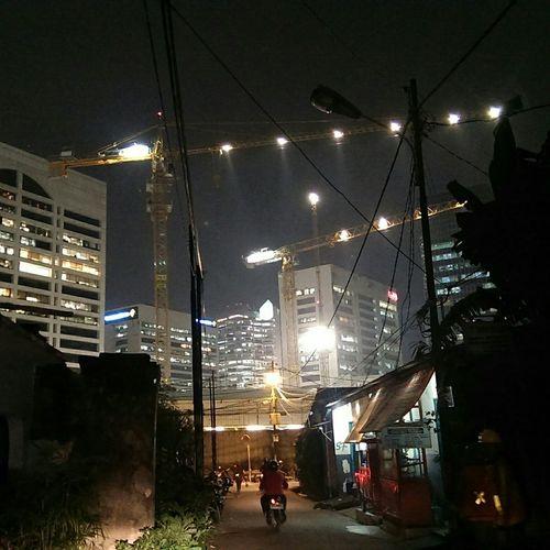 obsesi mesin kota Jakartaselamanya Cityscape