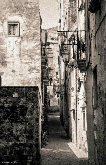 Medieval Medieval Architecture Borgo Antico Scorcio Sessa Aurunca Blackandwhite Black And White EyeEm Best Shots Eye4photography  Popular Photo