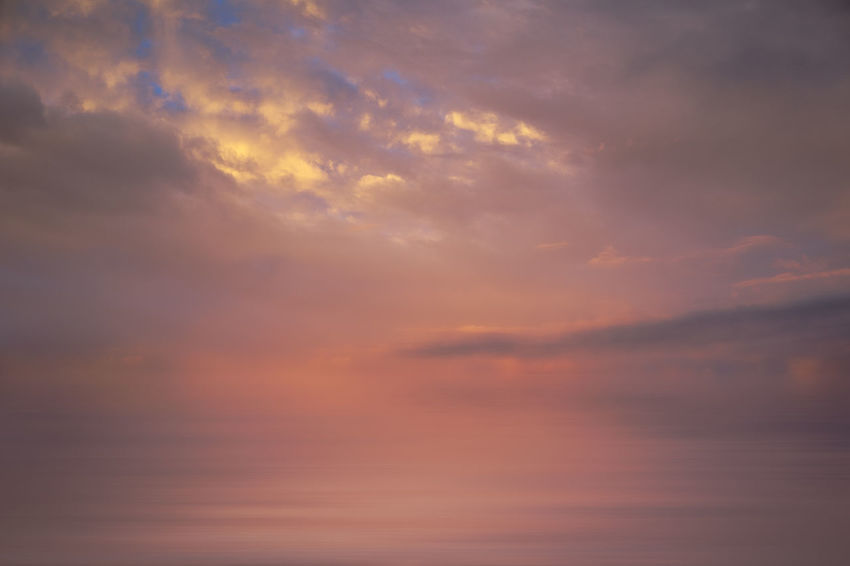 Abstract sky over the ocean Beautiful Nature Cloudscape Dramatic Sky Abstract Backgrounds Backgrounds Beauty In Nature Cloud - Sky Clouds Clouds And Sky Cloudscape Dusk Idyllic No People Ocean Romantic Sky Scenics - Nature Sea Sky Sunset Tranquil Scene Tranquility Water