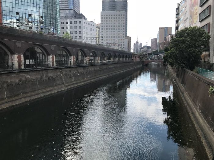 Hori Riverside Architecture Building Exterior Built Structure City Water Building Nature Reflection No People Outdoors