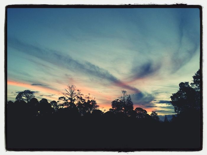 View from our soon to be dining room! Jblphotography Landscape Sunset Home