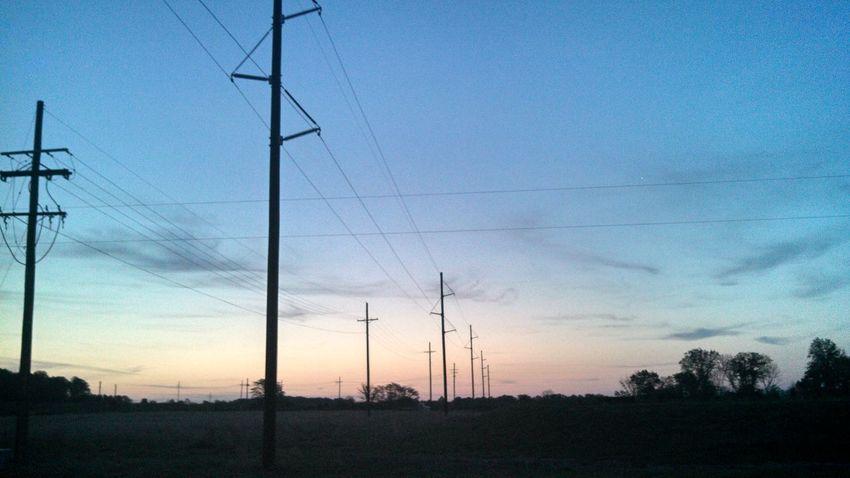 Beautiful Sunrise The Purist (no Edit, No Filter) Pastel Sky