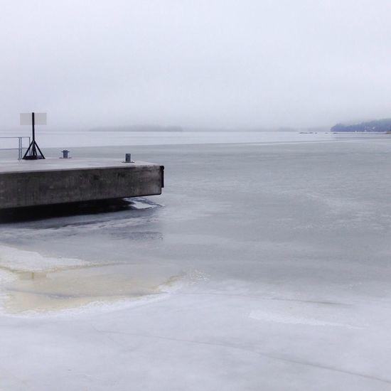 Frozen archipelago MADE IN SWEDEN Studies Of Whiteness Stockholm Archipelago It's Cold Outside