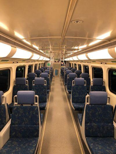 Go Train Train Seats Train - Vehicle EyeEm Selects Transportation Vehicle Interior Mode Of Transportation Travel In A Row Vehicle Seat