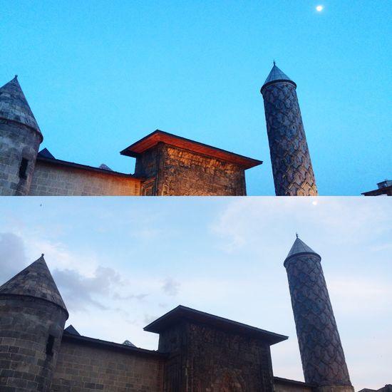 Nigth  Blue Sky BeforeAndAfter  Wonderful Hi! Mosque