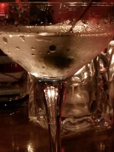 A Cool Martini